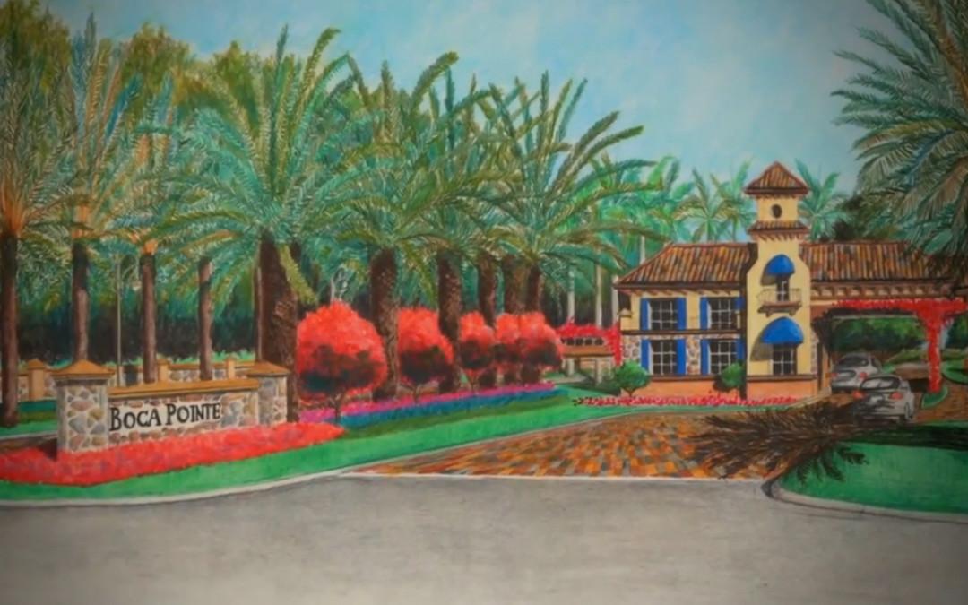 New Entryways Open Gate to a Boca Pointe Renaissance.
