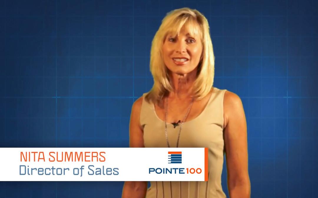 Nita Summers, Director of Sales