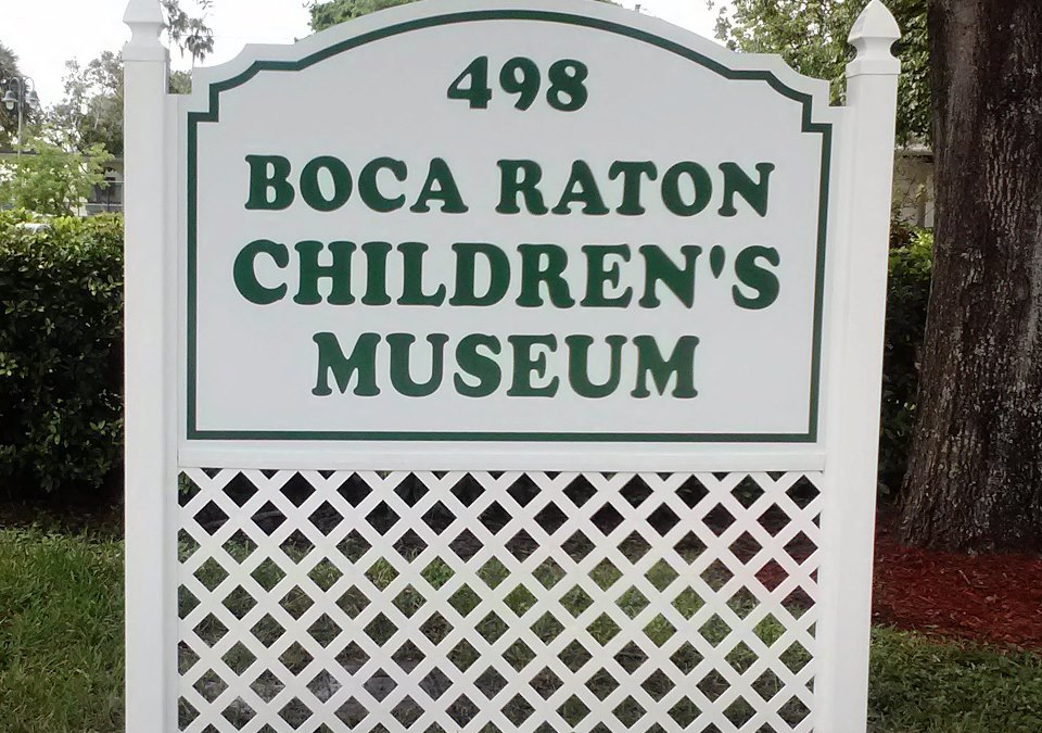 The Boca Raton Children's Museum is the Perfect Place for Kids to Learn and Play.