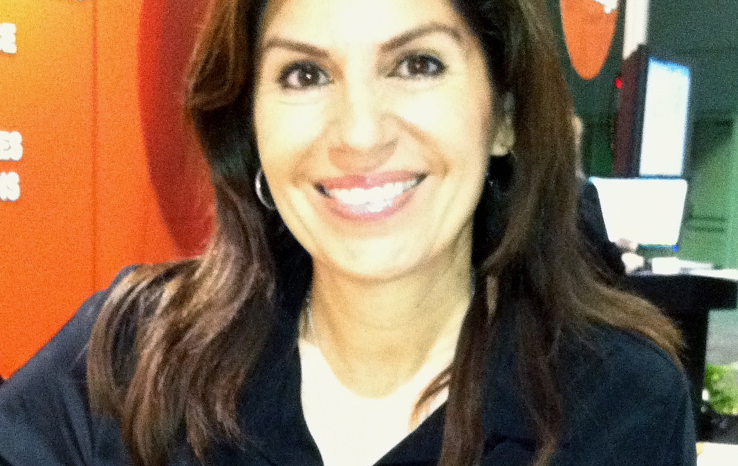 Congratulations Trish Prigal for Being Promoted to Director of Sales