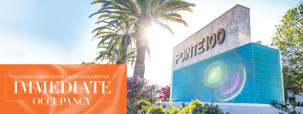 Immediate Occupancy Homes Available in Pointe100